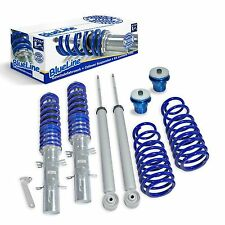 JOM Blueline Coilover Suspension Kit Ford Fiesta Mk7/JA8 1.6 TDCi Zetec S 2008-
