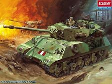 U.S.Dealer  RARE ! New In Box ! ACADEMY 1/35 ACHILLES Britiish TANK DESTROYER