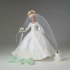 TONNER Tiny Kitty Collier FOREVER YOURS Bridal Hat Box Set BLONDE