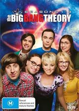 The Big Bang Theory : Season 1-8 (DVD, 2015, 25-Disc Set) BRAND NEW!