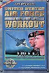 The Official United States Air Force Elite Workout by Andrew Flach (2004,...