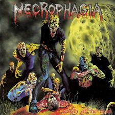 Necrophagia-Season of the Dead CD Insane for Blood!! Ancient, innovative, cult