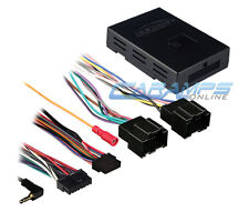 NEW CAR STEREO RADIO REPLACEMEN​T INTERFACE WITH BOSE & ONSTAR INTERFACE HARNESS