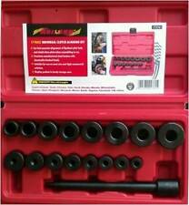 Clutch Alignment Tool 17pc Set Citroen Fiat Ford Honda Opel Renault Toyota