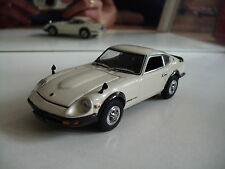 Kyosho Nissan Fairlady Z 240 Z-G in White on 1:43