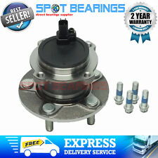 FORD FOCUS C-MAX 1.6 1.8 2.0 REAR WHEEL BEARING HUB inc BOLTS with ABS 2003 on
