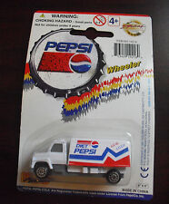 Golden Wheel Diet Pepsi Diecast Plastic Delivery Truck  NIP