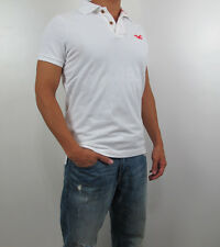 NWT HOLLISTER HCO By Abercrombie Men Muscle Slim Fit Redondo Polo T Shirt Tee