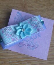 Hand -made tatty teddy /Me2U hairclip -/barrette