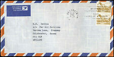 South Africa 1985 Commercial Airmail Cover To England #C32689