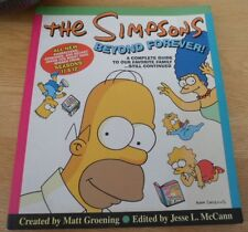 The Simpsons Beyond Forever! A Complete Guide Seasons 11 & 12 Matt Groening