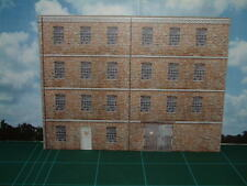 Low Relief  Older  style  Factory  /  Warehouse   Self Assembly Card Kit .