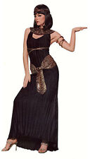Leg Avenue     Queen of the Nile Egyption Costume in Black (C256BK)