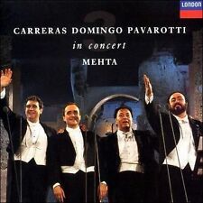 Carreras, Domingo, Pavarotti in Concert (CD, London)