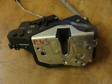 BMW 3 E46 LH PASSENGERS SIDE N/S REAR DOOR LOCK/LATCH/CATCH & CENTRAL LOCKING