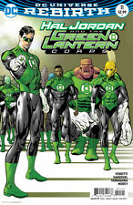 Hal Jordan And The Green Lantern Corps #11 Kevin Nowlan Variant DC Comics 2016