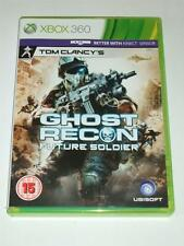 "Tom Clancy's Ghost Recon Future Soldier  Xbox 360 ""FREE UK  P&P"""