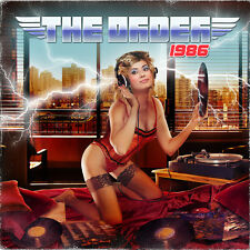 THE ORDER 1986 CD ( 200778 )