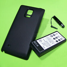 7220mAh Extended Battery Black Cover for Net10 Samsung Galaxy Note Edge N915V US