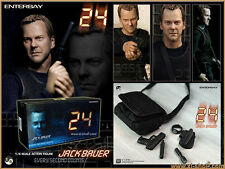 1/6 Enterbay 24 Jack Bauer FIGURE Body Head Sculpt IP man Bruce Lee Deadpool ACI