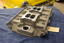 Offenhauser F.E. Ford dual quad intake manifold  New