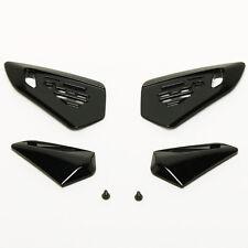 Shoei Trasero Ventilación Salida Superior Negro para Moto Motocicleta Moto Qwest cascos