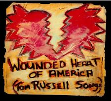 Wounded Heart Of America - Tom Russell (2007, CD NEUF)