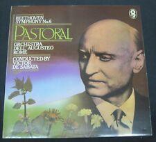 Beethoven Symphony 6 Pastoral VICTOR DE SABATA Emi World Records lp