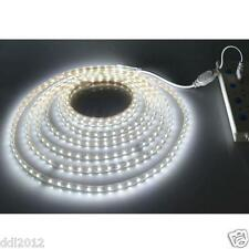 5050 LED Flexible Strip Rope Light For Xmas Party Outdoor Decor 220V Waterproof