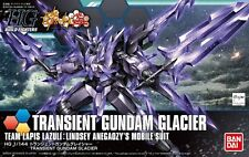 Gundam Build Fighters Try Honoo HGBF #050 Transient Gundam Glacier USA SELLER