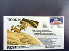 TIROS-N  RCA 4th Generation Meterological Spacecraft October 1978 Weather FCST