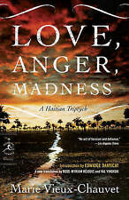 Love, Anger, Madness: A Haitian Triptych by Marie Vieux-Chauvet (Paperback /...