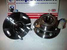 CHEVROLET CAPTIVA 2.0 2.2 2.4 3.2 06-on 2x FRONT WHEEL BEARINGS & ABS SENSORS