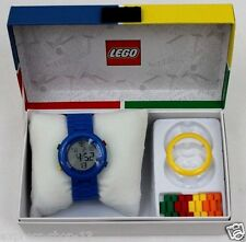 LEGO Digifigure Blue Adult Watch (9007439) Brand In In Factory Box