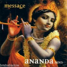 Ananda bande message CD sarvarikara le Krishna worldmusic