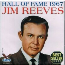 Country Music Hall Of Fame 1967 - Jim Reeves (2003, CD NEUF)