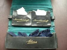 Rare Victorian Handkerchief & Gloves Clutch Bag - Ladies Accessories Clutch Bag