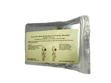 5 x Heat Reflecting Foil Blanket aid 2 inch loss/keep warm Body Wraps, unisex