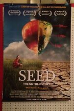 Original Movie Poster Seed The Untold Story Single Sided 27x40