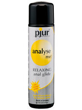 Pjur Analyse Me Glide Anal Lube Relaxes Muscles Hot Pleasure Play Accessory New