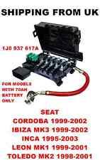 Terminal de la Batería Caja de fusibles Seat Cordoba Ibiza MK3 Inca Leon Toledo MK2 1J0937617A