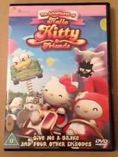Hello Kitty And Friends: Give Me A Brake + 4 More Episodes Great Kids Dvd!