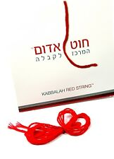 2  Kabbalah Red String Bracelet Lucky Charm Jewelry Evil Eye RACHEL TOMB