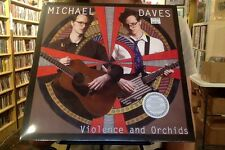 Michael Daves Violence and Orchids LP sealed vinyl + mp3 download