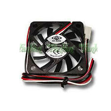 NEW 50mm x 10mm 3 pin CPU Fan for Intel, AMD