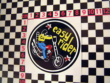 Easy Rider Sticker for Chopper Custom Featherbed Hardtail Harley Davidson