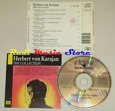 CD HERBERT VON KARAJAN The collection MOZART SCHUBERT BEETHOVEN lp mc dvd