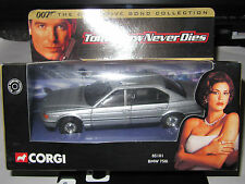 Corgi James Bond 007 Tomorrow Never Dies BMW 750i Mint in Box MIB