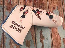 Scotty Cameron 2008 Hula Girl Blade Putter Headcover HAWAII NEW HAWAIIAN OPEN