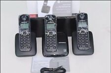 FREE Shipping!  NEW Motorola L603M Cordless 3 Home Phone Set Detect 6.0! SALE